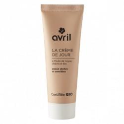 Crème de jour Bio peaux sèches & sensibles 50 ml