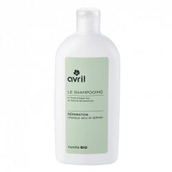 Shampoing Bio à l'huile d'Argan,cheveux abîmés 300 ml