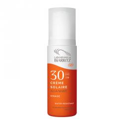 Crème Protection solaire Bio SPF30 - 50 ml