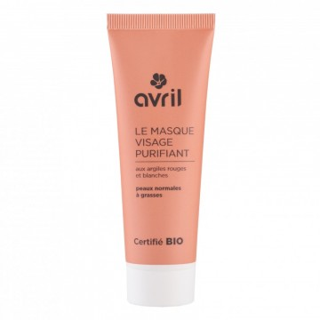 Masque Bio Purifiant Visage 50 ml