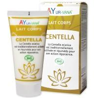 Lait Corps à la Centella et Acide Hyaluronique