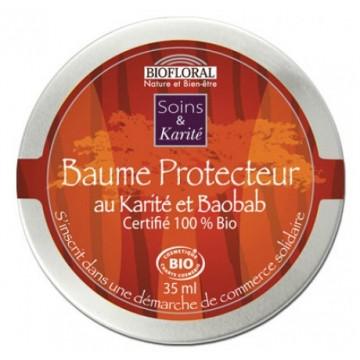 Beurre de Karité Nourrissant & Huile baobab