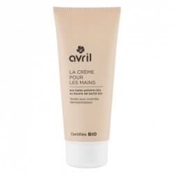 Crème Mains certifiée bio Ecocert - aux baies polaires - 100 ml -