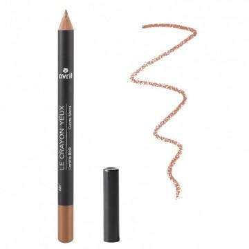 Crayon Yeux Cuivre Nacré Certifié Bio Ecocert