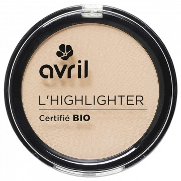 Poudre Compacte Highlighter Certifié Bio Ecocert