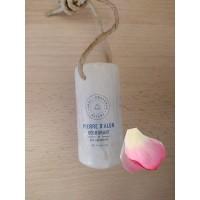 Déodorant Pierre d'Alun Naturelle 110 gr. Taillée et polie