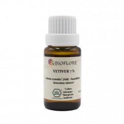 Huile Essentielle Bio Vetiver 10 ml