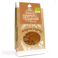Cannelle moulue Bio de Ceylan 50g