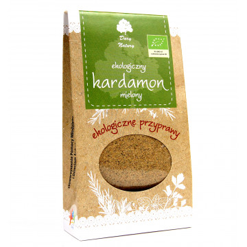 Cardamome moulue Bio 50 g