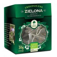 Thé vert Bio de Ceylan, 15x2g (30 g)
