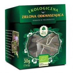 Thé vert Bio de Ceylan désacidifiant 15x2g (30g)