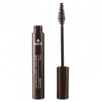 Mascara Volume Marron Bio 10 ml -Avril