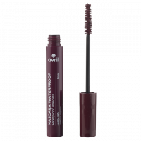 Mascara Waterproof Prune Certifié Bio Avril 10 Ml