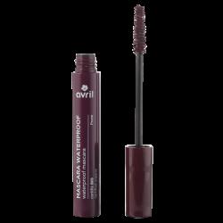 Mascara Waterproof Prune Certifié Bio Avril 10 Ml