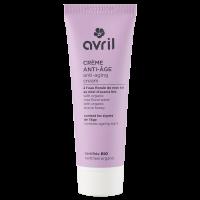 Crème Anti-âge certifiée Bio 50 ml