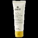 Crème Solaire Visage SPF 50 Certifiée Bio 50 ml