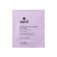 Masque en Tissu Visage Bio Ant-Äge