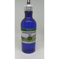 Hydrolat - Eau Florale Géranium Bourbon Bio  100 ml