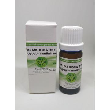 Huile Essentielle Bio - Palmarosa - 10 ml