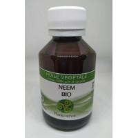 Huile de neem vierge bio 1 ère pression à froid 100 ml