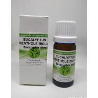 Huile Essentielle d'Eucalyptus Mentholé (Dives) Bio 10 ml
