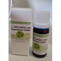 Huile Essentielle Bio - Patchouli