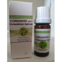 Huile Essentielle De Coriandre Certifiée Bio 10 Ml